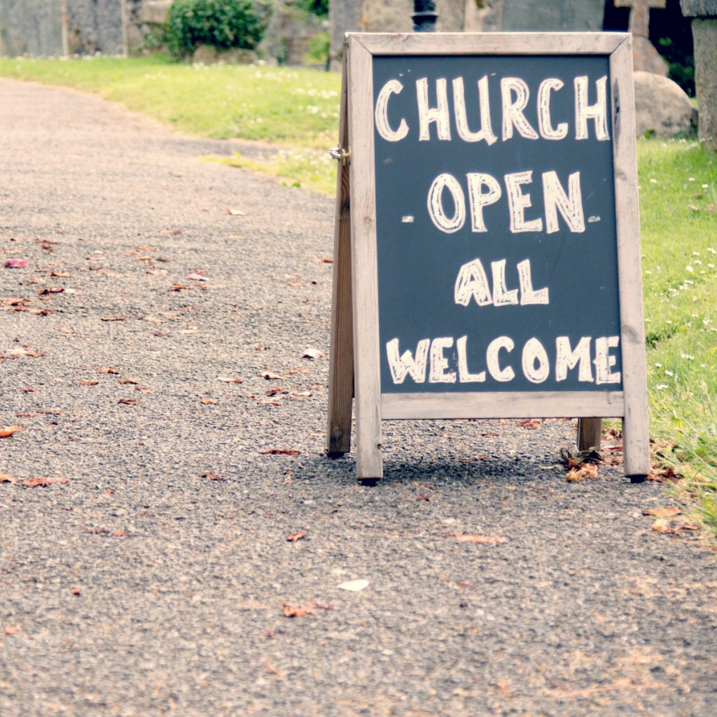 Consider How Before When In Re-Opening Church